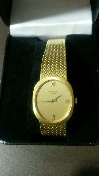 reloj oro