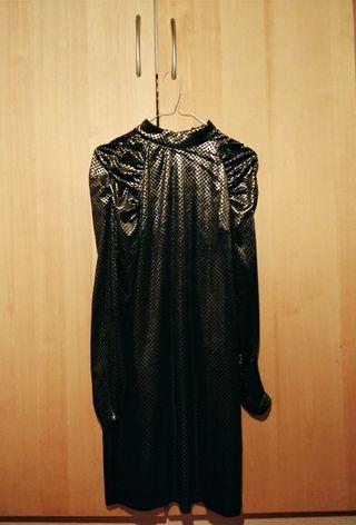 Robe en Velours New Look