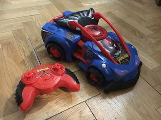 Coche teledirigido Spiderman