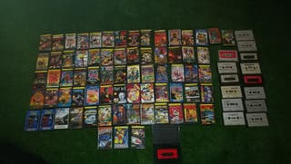 juegos amstrad retro cpc 464