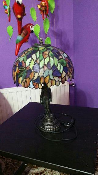 LAMPARA TIFFANY ORIGINAL
