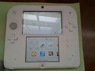 Nintendo 2 ds no funciona el juego preinstalado