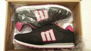 zapatillas de mujer mustang 38
