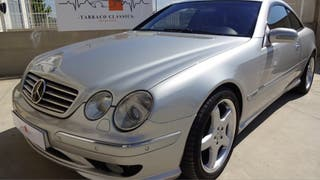 Mercedes-benz CL55AMG