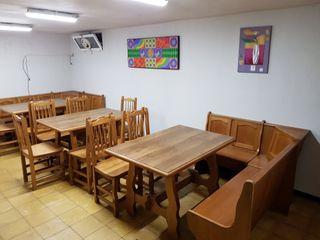 Mobiliario bar hostelería