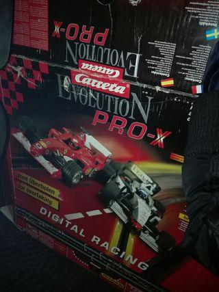 SCX digital pro-x