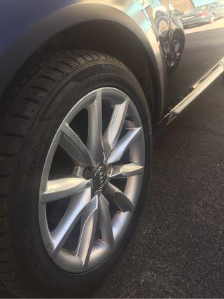 Llantas Audi vendo o cambio por 19 pulgadas
