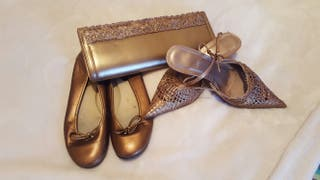 Zapatos Bolso