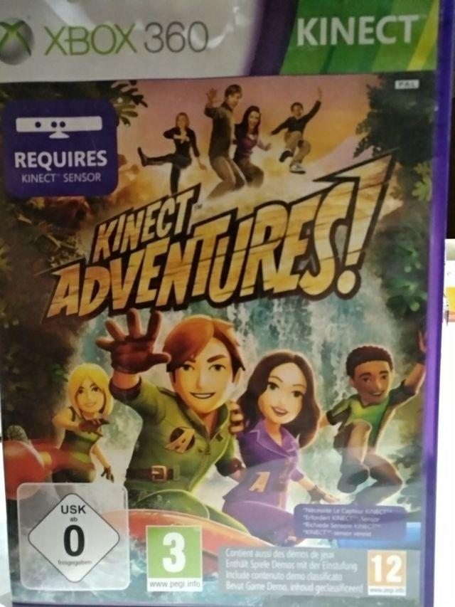 Juego Xbox Kinect Adventures De Segunda Mano Por 5 En Alaquas En