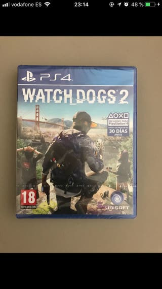 Juego ps4 Watch_Dogs 2