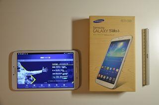 "tablet Samsung Galaxy Tab 3 | 16 GB 8"" Wifi"