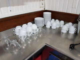 Tazas de café bar
