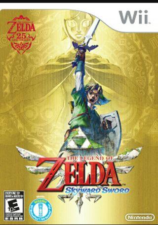 Zelda. Skyward sword