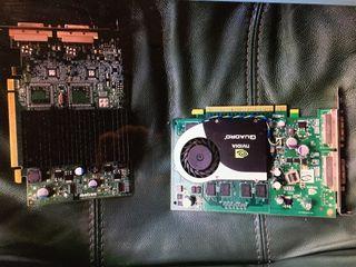 Tarjeta grafica NVIDIA FX570