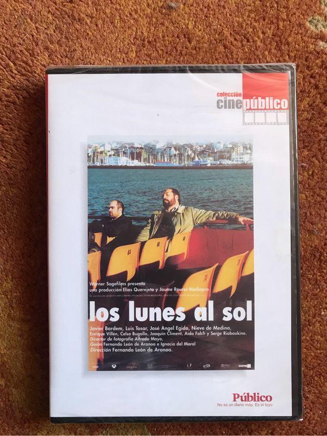 DVD película Los Lunes al sol