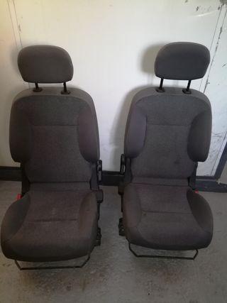 asientos Peugeot partner
