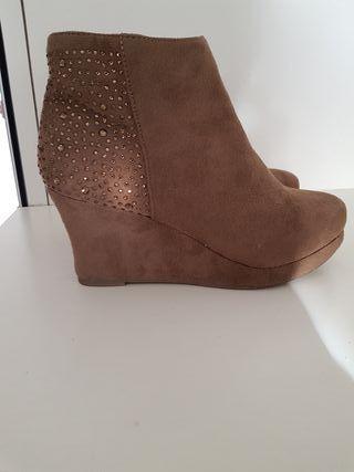 botas sin usar