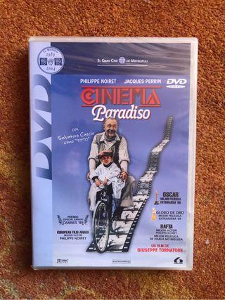 DvD pelicula Cinema Paradiso