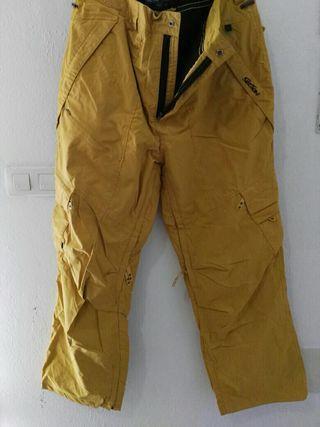 Pantalón de Snowboard