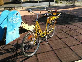 bicicleta paseo-custom BIRIA 5V