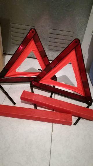 Triangulos de Señalización