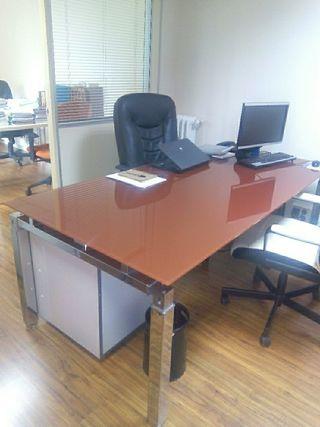 Conjunto de muebles de oficina
