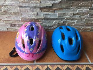Casco bici niño y niña