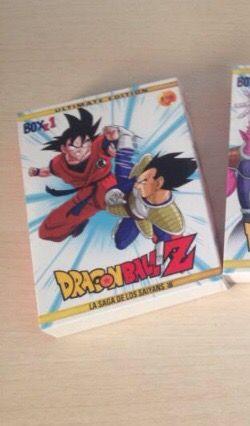 DVD BOX 1 Dragon Ball Z