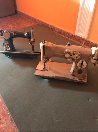 Maquinas de coser despiece