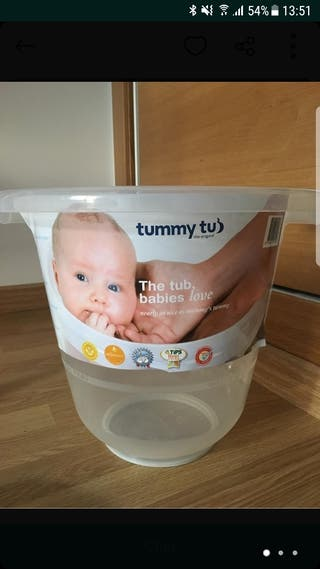 cubo anticólicos tummy tub