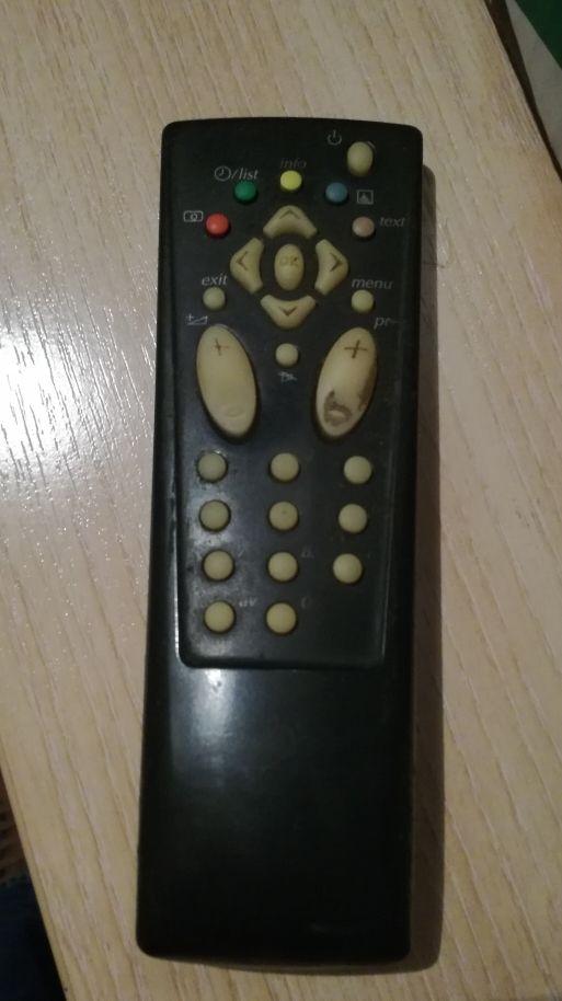 Televison y mando