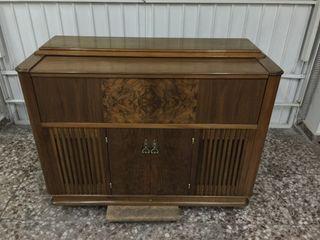 Radio/Tocadiscos años 50