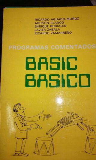 Libro BASIC Programas.