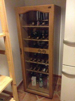Vinoteca (nevera de vinos)