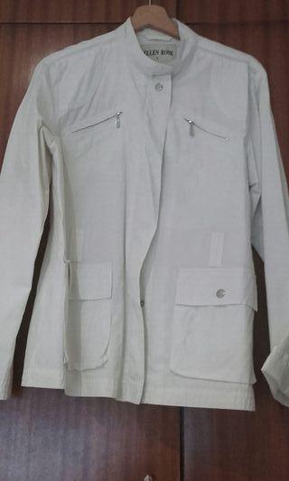 chaqueta paravientos