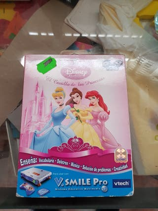 v smille pro el castillo de las princesas