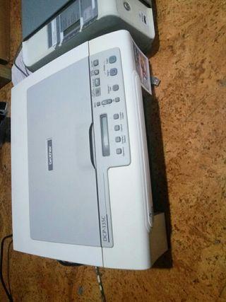 2 impresoras/escaner