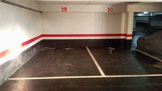 se vende parcela de garaje
