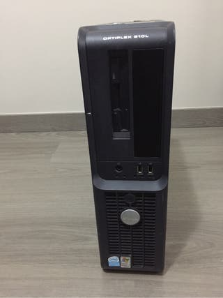 Ordenador Dell Optiplex 210L