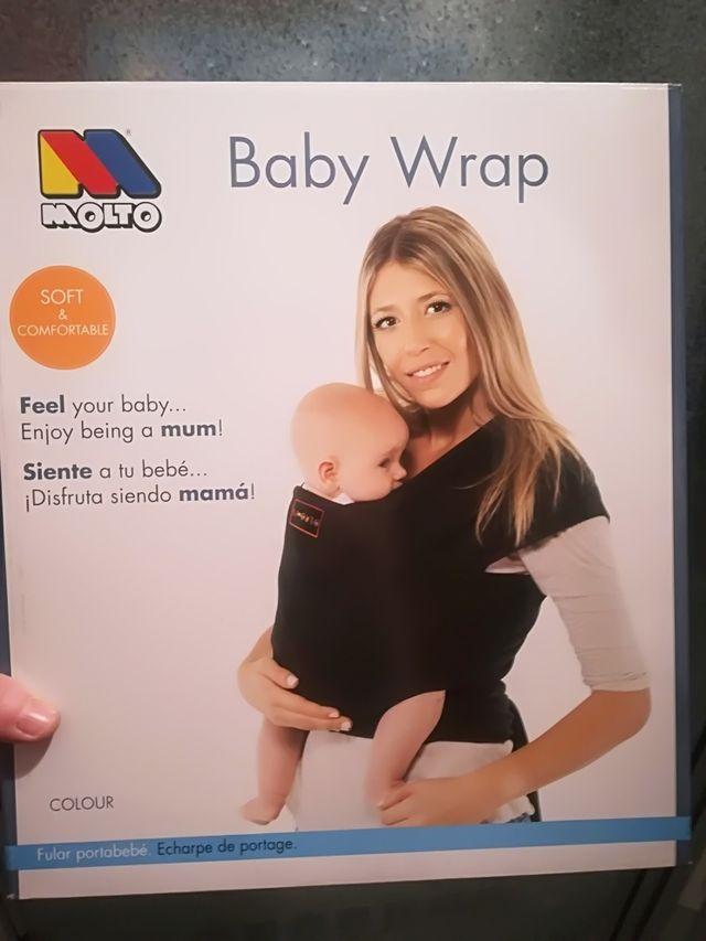 Tela Porteo Baby Wrap Molto De Segunda Mano Por 29 99 En Burgos En