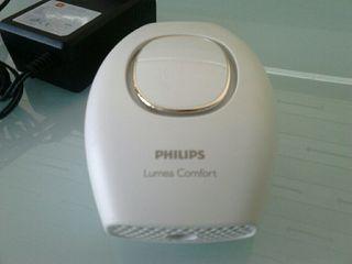 Depilatoria luz pulsada Philips