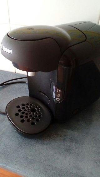 Cafetera cápsulas Tassimo