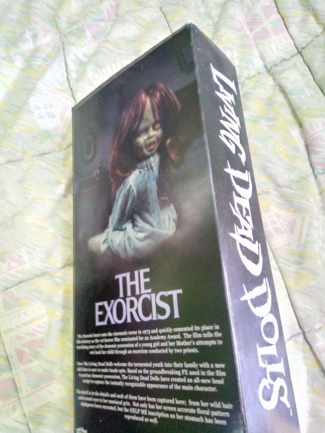 Muñeca colección Película El Exorcista