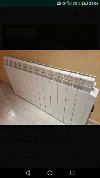 radiador grande