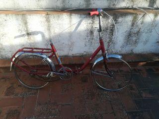 Bicicleta antigua de segunda mano en barcelona en wallapop - Columpiu barcelona ...