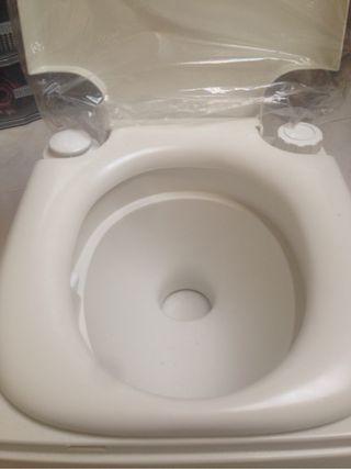 Inodoro WC Portátil Potti