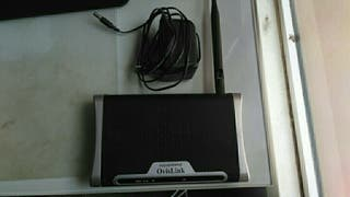 Punto de acceso / repetidor wifi