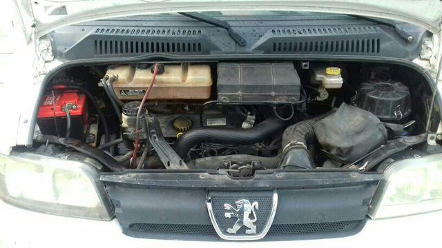 Peugeot Boxer 2003
