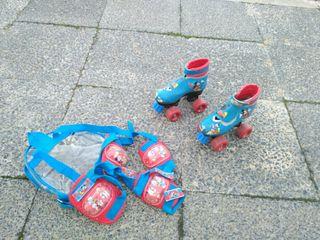 patines infantiles n 27-28