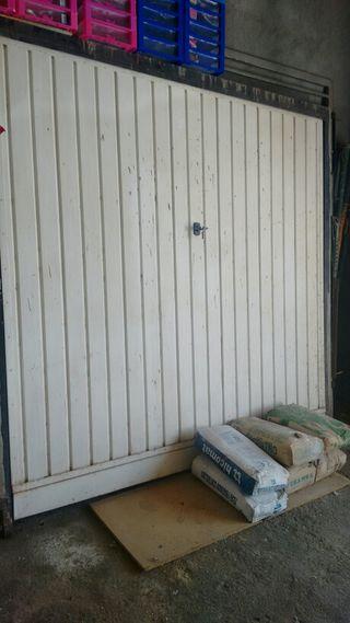 puertas de garaje de segunda mano en getafe en wallapop